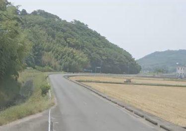 牛津川 山崎 納所線のライブカメラ|佐賀県小城市